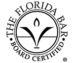 Florida Bar Board Certified Logo